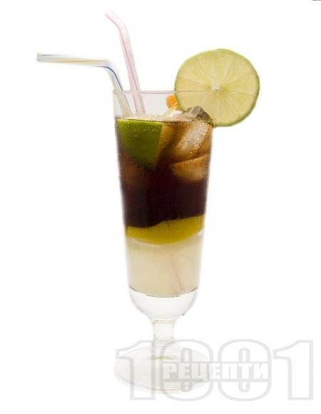 Коктейл Куба Либре (Cuba Libre) - снимка на рецептата